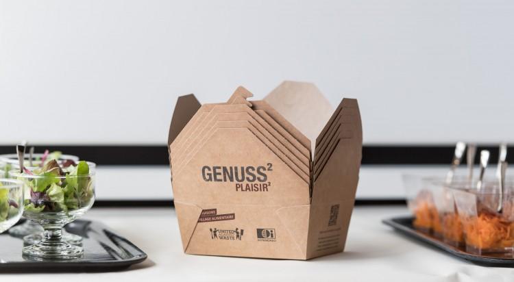 Food-Box : la durabilité à l'emporter