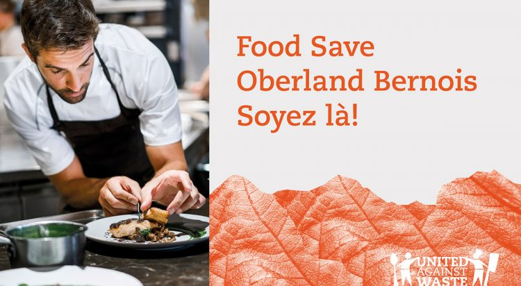 Food Save Oberland Bernois –le nouveau grand projet d'UAW
